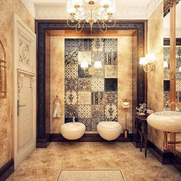Arredare il bagno in stile etnico cosa significa e quali - Arredo bagno stile etnico ...