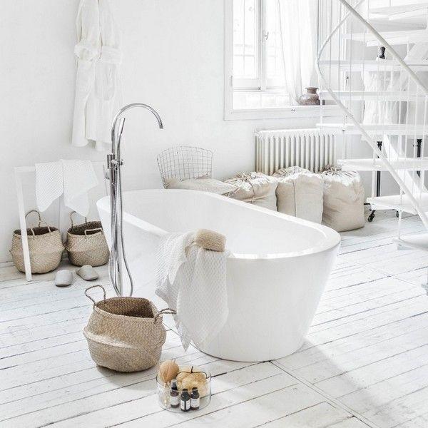 Vasca da bagno vs071 vs072 moderna per centro stanza - Vasca da bagno freestanding ...