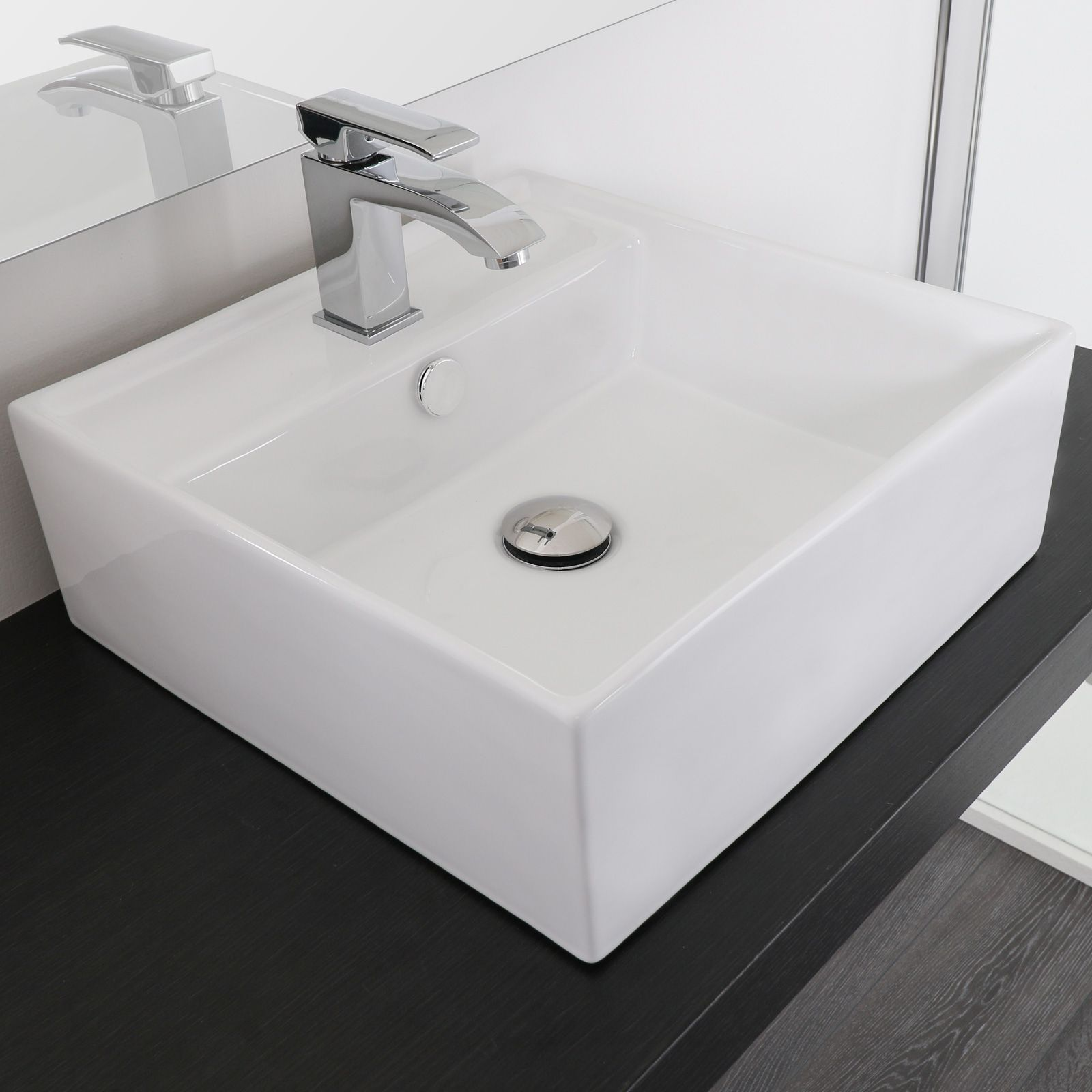 Lavabi in ceramica mineralmarmo e marmoresina - Lavandini cucina ceramica ...