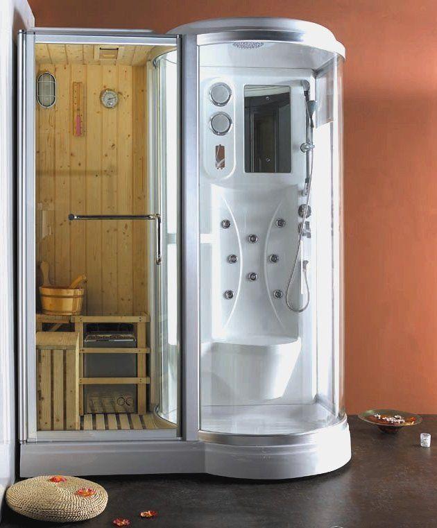 la sauna e il bagno turco le varie caratteristiche e differenze