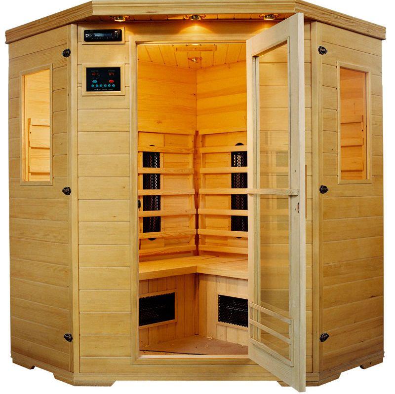 Sauna finlandese per un relax alla portata di tutti - Bagno finlandese ...