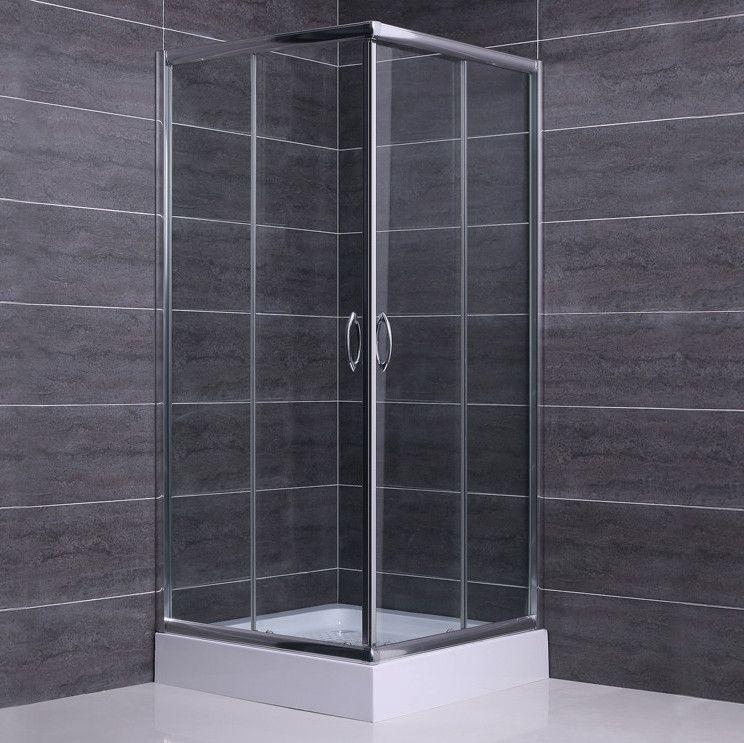 Box doccia angolare e semicircolare bagno - Arredo bagno doccia ...