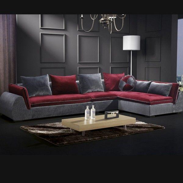 Divani letto mobili bagno italia - Divano letto angolare rosso ...
