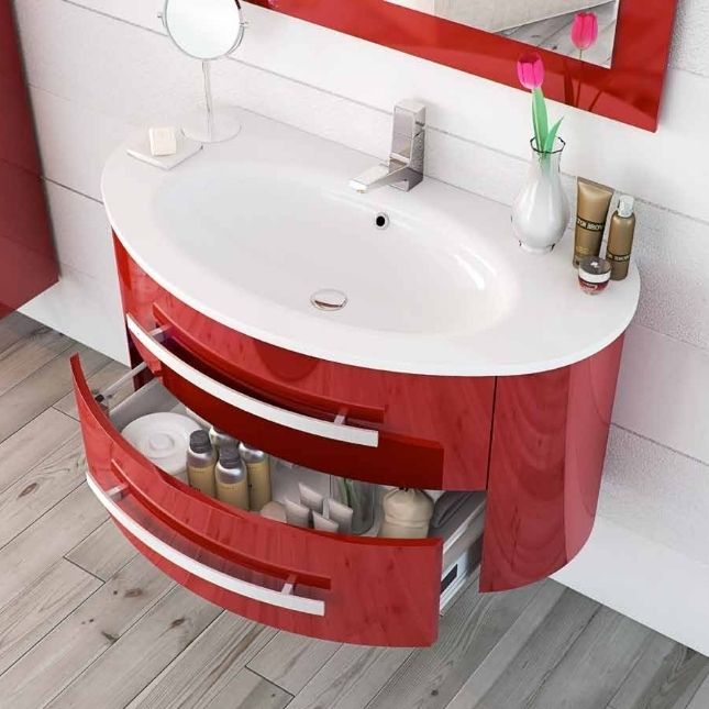 Mobili Bagno Moderni Pictures to pin on Pinterest