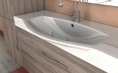 mobile bagno news 8445 disp in 4 colori anche bianco