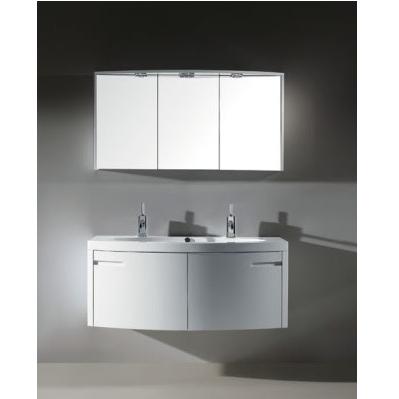 Mobile bagno moderno venere arredo bagno con doppio lavabo pd - Arredo bagno doppio lavabo ...