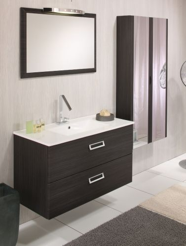 Mobile da Bagno Moderno Boston, Miscelatore Incluso bh