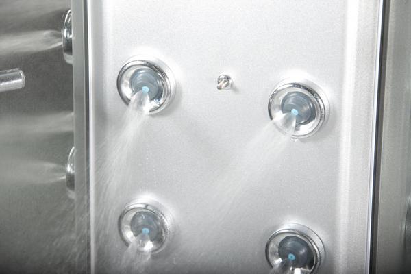 Cabina Multifunzione 80x80 : Box multifunzione e vasche combinate roma frosinone