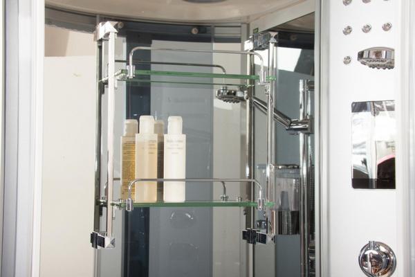 Cabina idromassaggio 80x80 90x90 95x95 doccia 6 idrogetti for Piastrelle 90x90 prezzi