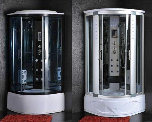 Cabine bagno cabine armadio e bagno corridoio interno con - Cabina per vasca da bagno ...