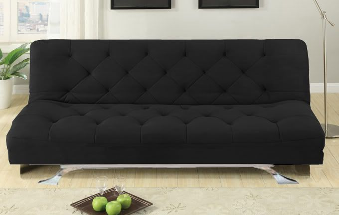 Divano letto reclinabile luciana 195x87 microfibra bianco - Microfibra divano ...