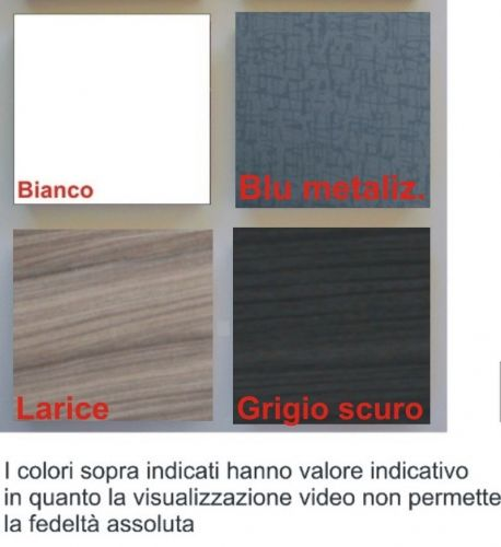 Colonna 45x170hx38 in molti colori bh
