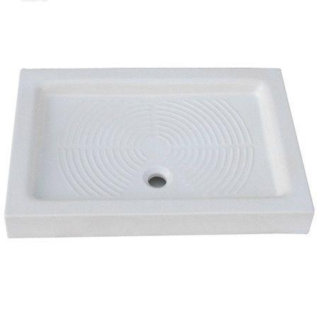 Piatto doccia rettangolare o quadrato in ceramica roca df - Piatto doccia in resina o ceramica ...