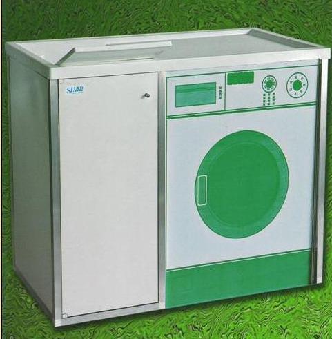 Base coprilavatrice con lavatoio in resina per esterno o interno de