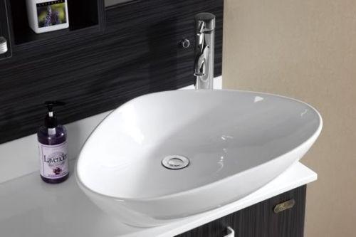 Mobile arredo bagno wenge 39 scuro lavabo appoggio specchio for Mobile bagno wenge offerte