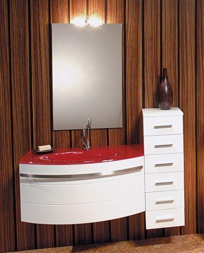 Mobile da bagno modello onda componibile bh