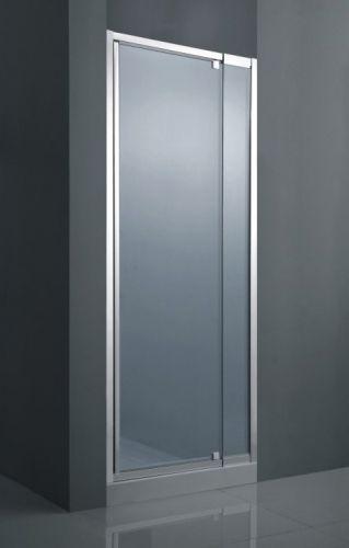 Porta per doccia a nicchia anta battente vetro opaco pa - Porta per doccia a nicchia ...