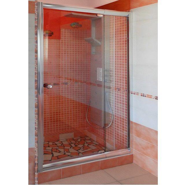 Porta doccia con anta battente