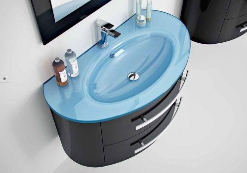 arredo mobile bagno marion 100cm in 30 colori anche bianco