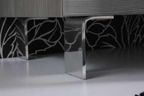 Mobile Arezzo 120cm in 3 colori con doppio lavabo bh