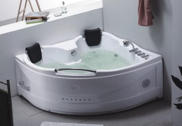 Vasche Da Bagno Angolari Offerte : Vasca da bagno angolare teti easy idromassaggio cm aquali