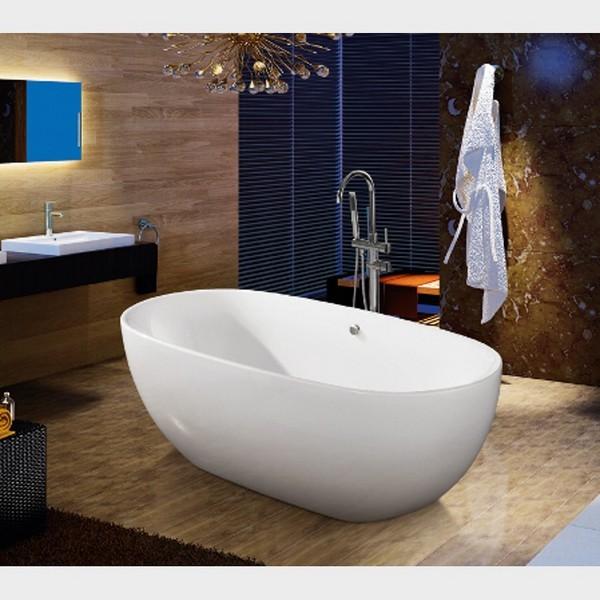 Vasca da bagno freestanding per centro stanza vs059 - Vasca da bagno freestanding ...