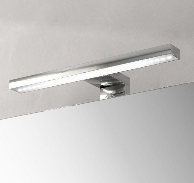 Applique universale 30x10 per specchio mobile bagno illuminazione a led mobili ebay - Applique led bagno ...