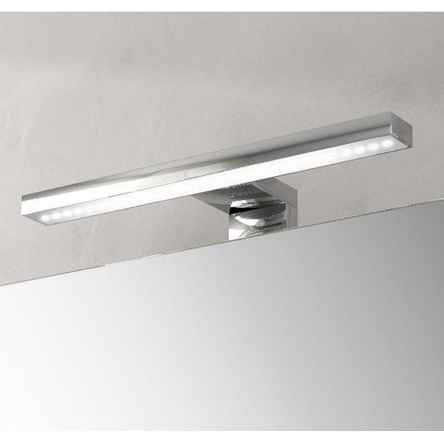 Applique luci a led 30x10 per specchiera da bagno - Luci a led per specchio bagno ...