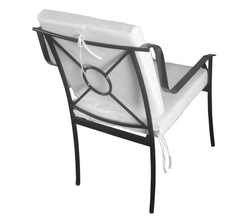 Arredamento da esterno giardino tommy con tavolo 6 sedie for Sedie giardino esterno