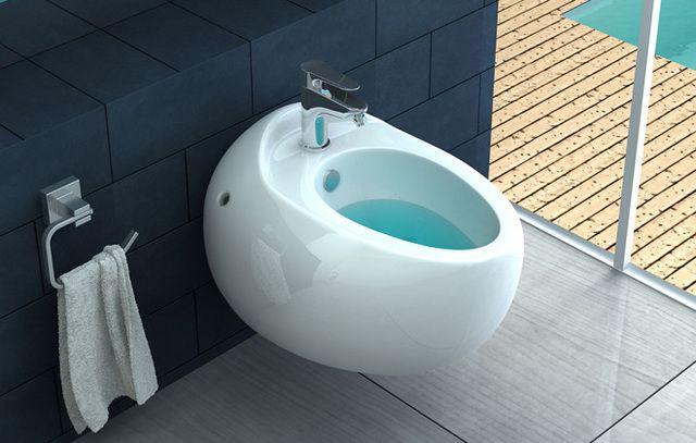 vaso wc sospeso moderno ceramica sanitari bagno italia mod new