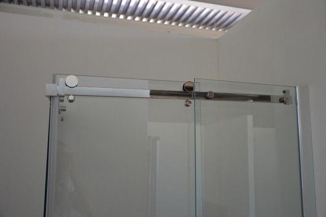 Box doccia angolare vetro trasparente opaco bagno italia pa - Misure porta scorrevole ...