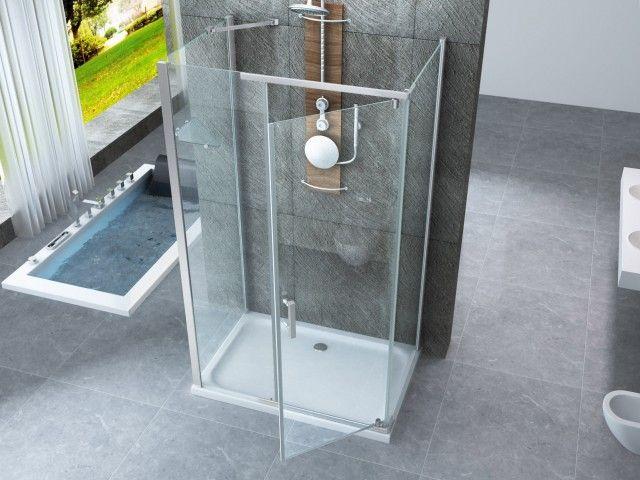 Cabine Doccia Cristallo : Cabine doccia in cristallo colore e trasparenza con calibe