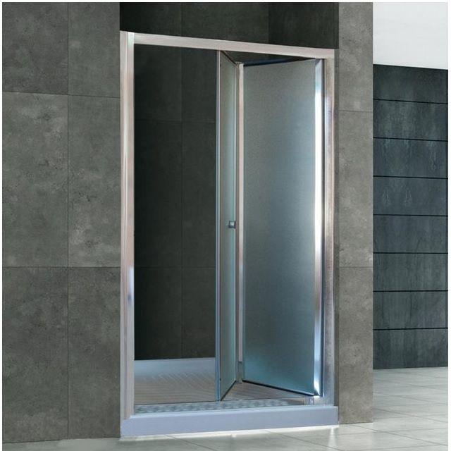 Porta doccia per nicchia apertura a soffietto o libro - Porta per doccia ...