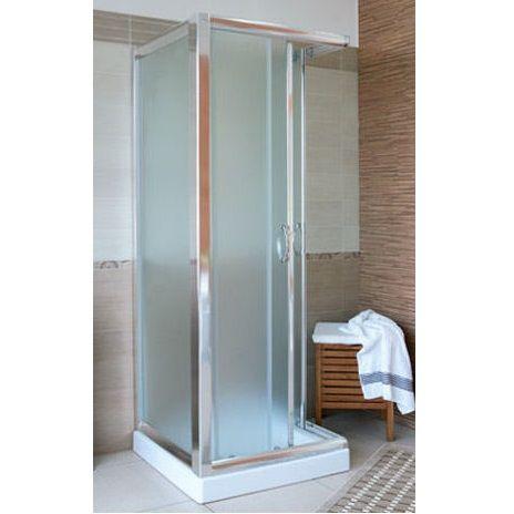 Cabina doccia chiusa su 4 lati termosifoni in ghisa - Box doccia tre lati leroy merlin ...