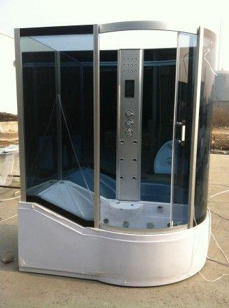 Box idromassaggio con vasca multifunzione 150x85 cu