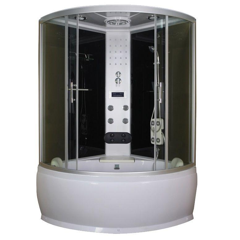 Cabina vasca idromassaggio multifunzione 120x120 o 130x130 - Vasche con cabina doccia ...