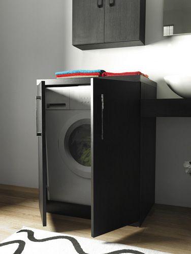 Mobile bagno coprilavatrice su misura con o senza ante in 15 colori arredo 2 ebay - Mobile bagno coprilavatrice ...