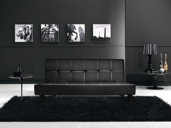 Divano Letto Bianco E Nero : Divanova divani moderni di design media u set di divani