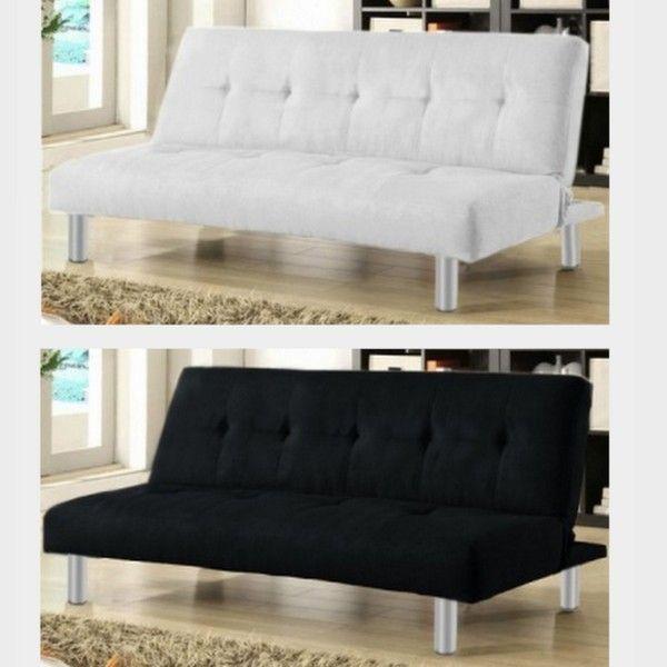 Divano letto reclinabile veronica in microfibra cm 180 for Divano letto bianco