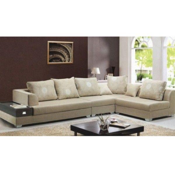 Divano soggiorno magnolia 340cm arredamento moderno color - Soggiorno arredamento moderno ...