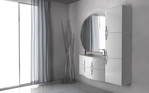 Mobile bagno moderno sting arredo bagno moderno bh - Arredo bagno componibile ...