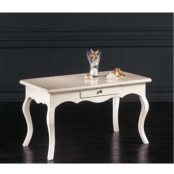 Mobili da arredo : Mobile Sally Tavolino da salotto colore bianco ...