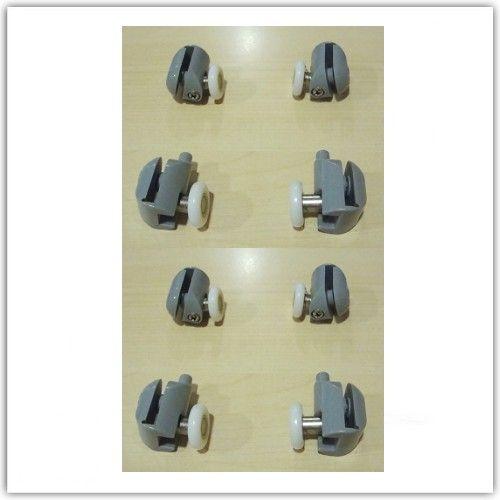 Box Doccia : kit ruote da 4 o 8 pezzi cuscinetti per box doccia da 6 ...