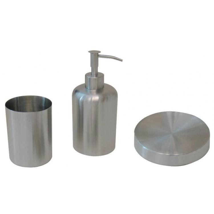 Accessori bagno hotel acciaio idee per il design della casa - Accessori bagno in acciaio ...