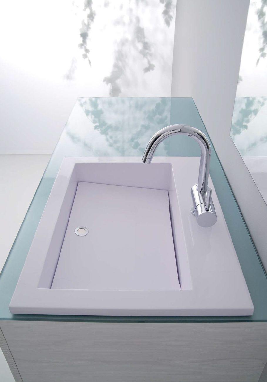 Mobile bagno vip mobile moderno con coprilavatrice mc - Mobile lavabo lavatrice ...