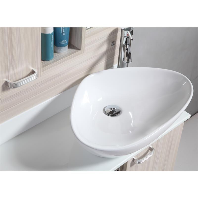 Offerta lavabo da appoggio raccordi tubi innocenti - Arredo bagno trovaprezzi ...