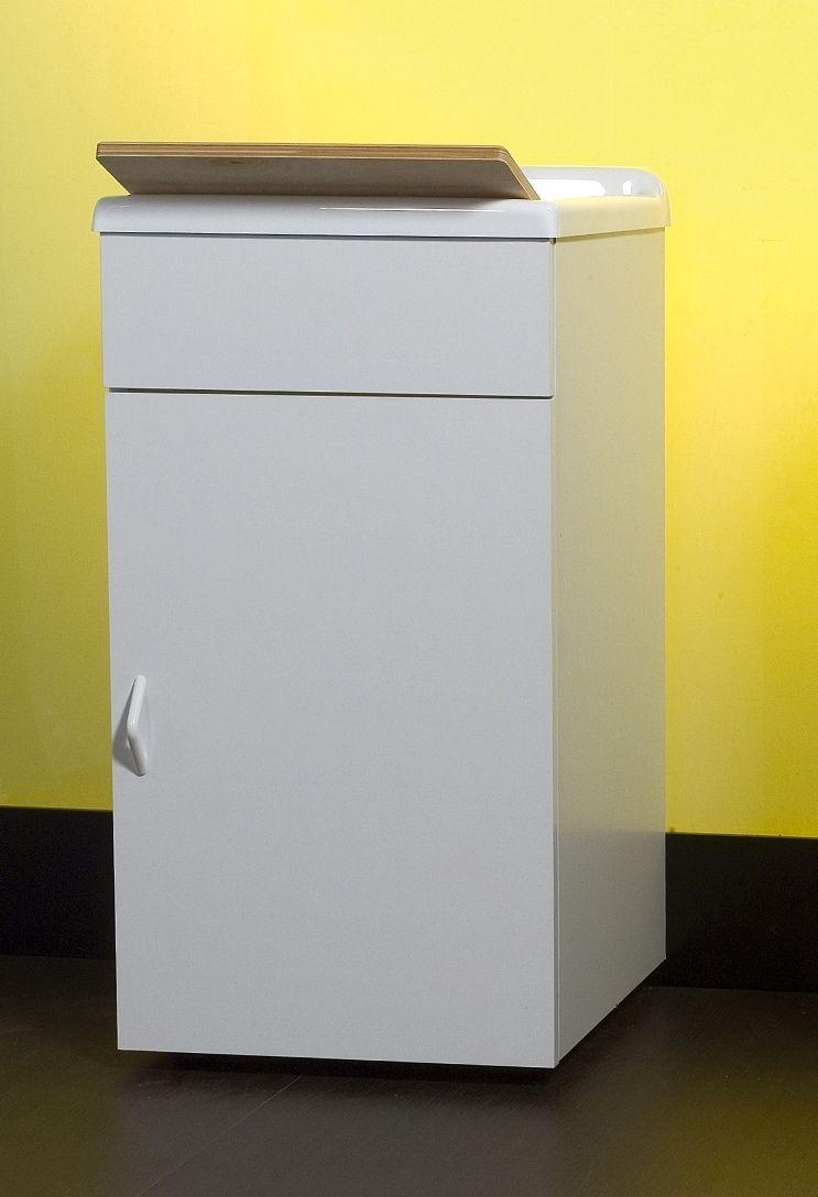 Lavatoio lavapanni pilozza a 1 anta colore bianco bh - Mobile lavatoio ...