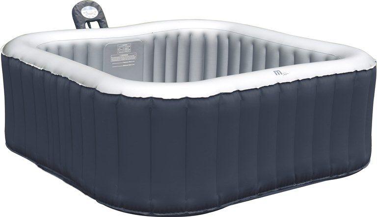 Mini piscina auto gonfiabile 185x185 live per 4 2 con - Piscina con palline per adulti ...