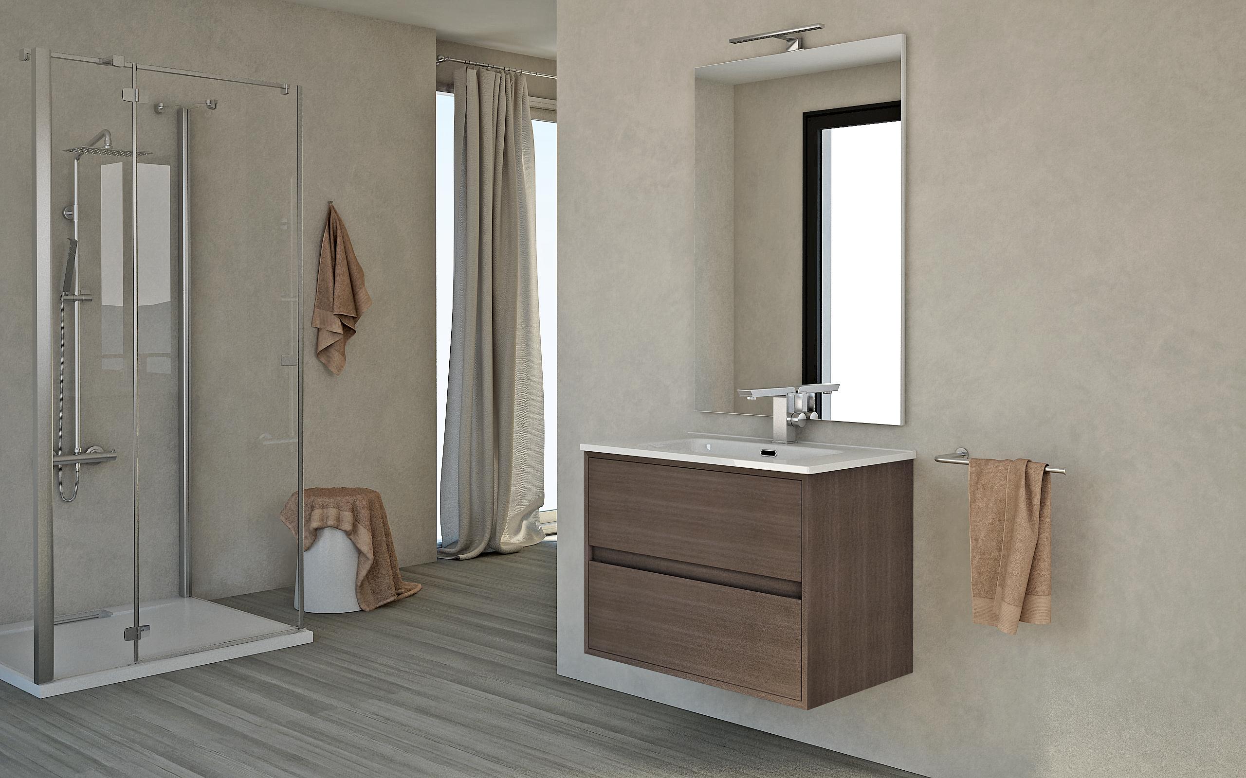 Mobile bagno stondato smyle arredobagno per un bagno moderno e pratico ideagroup mobile bagno - Mobile bagno stondato ...