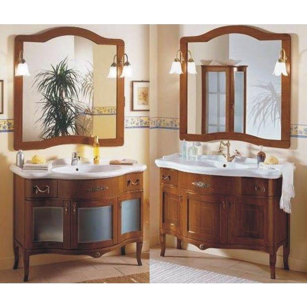 mobili bagno arte povera semplicita ed eleganza